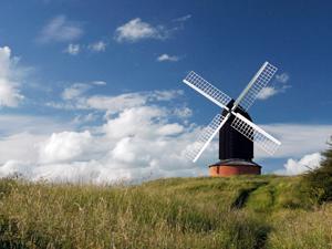 Brill village windmill